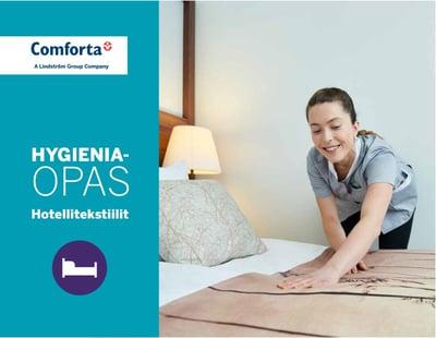 Comfortan hotellitekstiilipalveluiden hygieniaopas