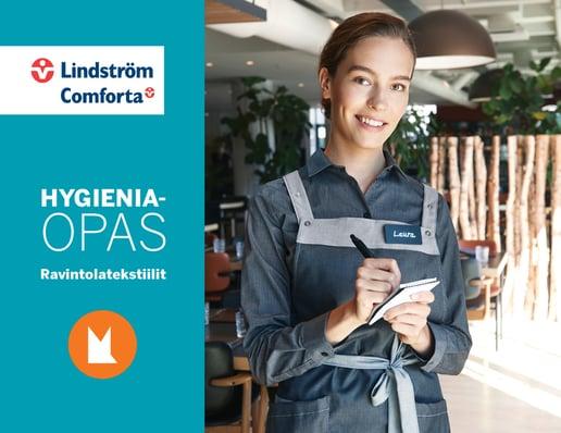 Hygieniaopas_Ravintolatekstiilit_Lindstrom_ja_Comforta